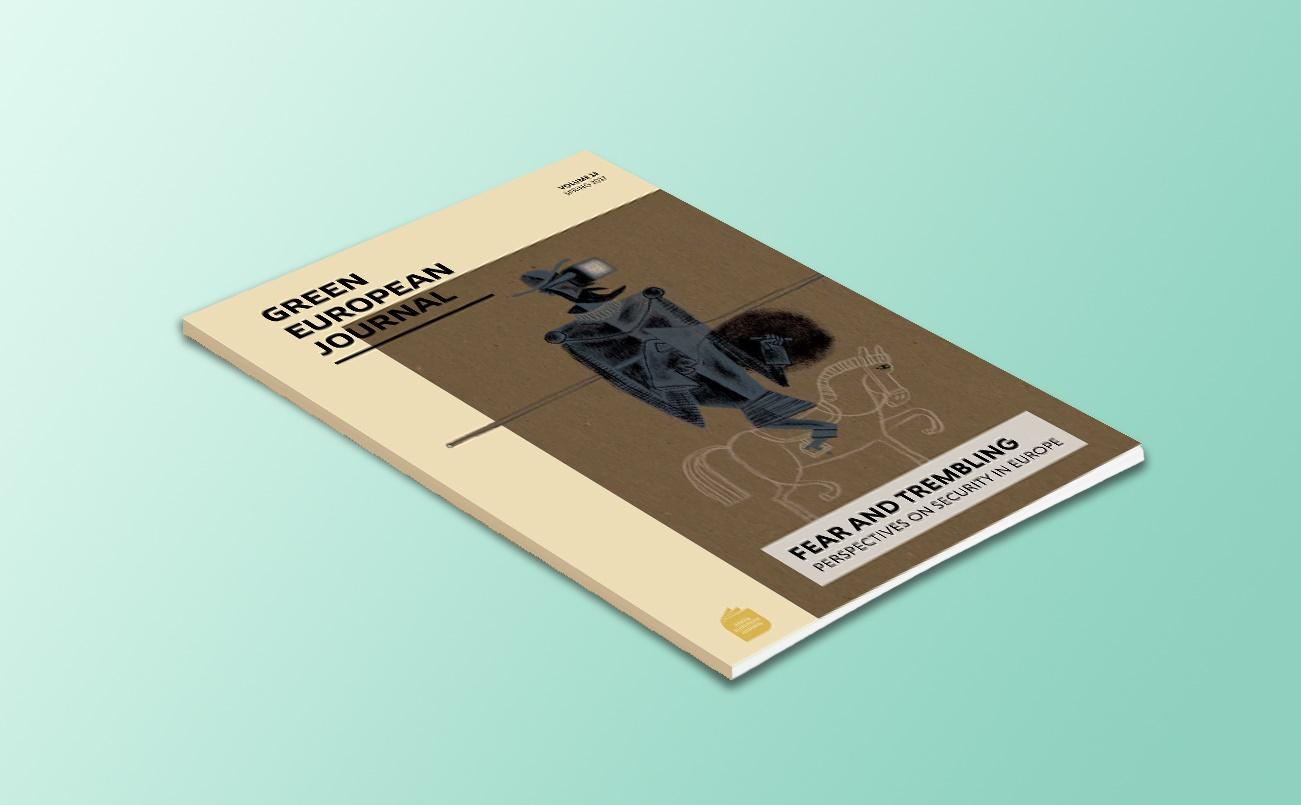 Green European Journal Volume 15