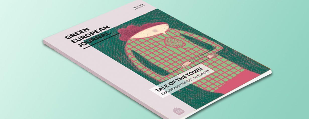 Green European Journal Volume 16