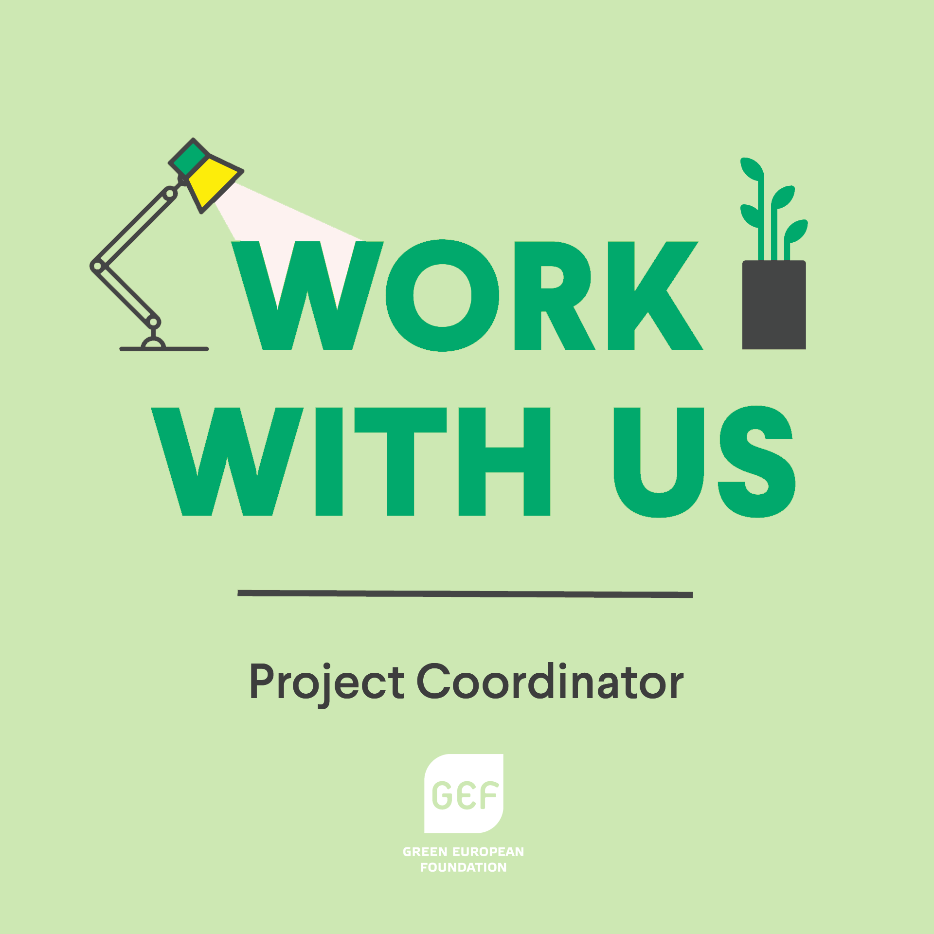 Vacancy EU Project Coordinator