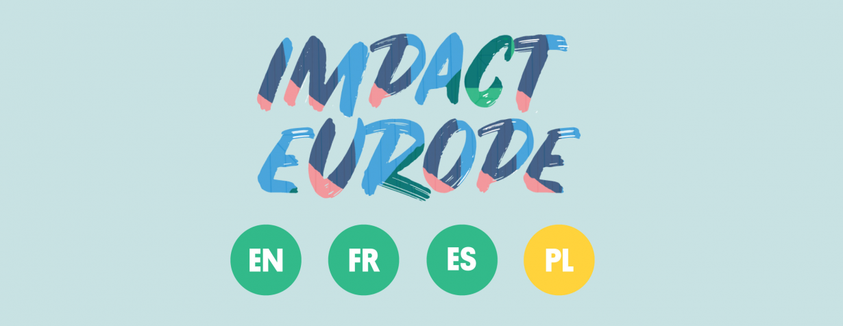 Impact Europe - now in 4 languages