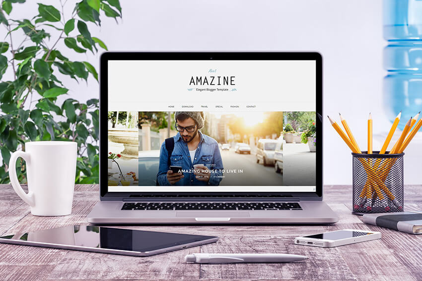 Free Laptop Psd Mockup Template Pack 2 1