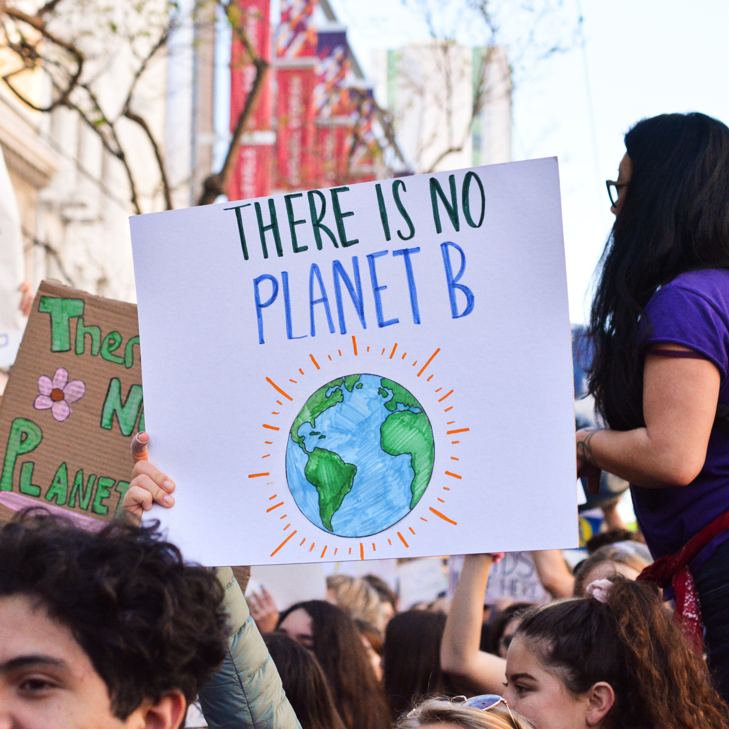 Climate Emergency – Raising Ambition (London) | Green