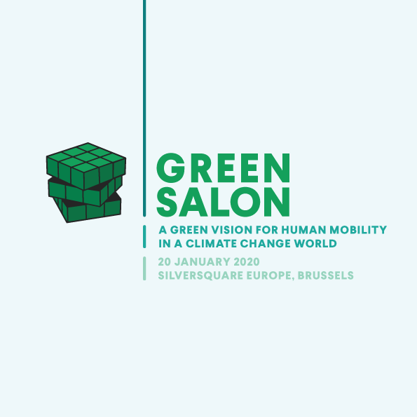 Green Salon: A Green Vision for Human Mobility in a Climate Change World (Brussels)