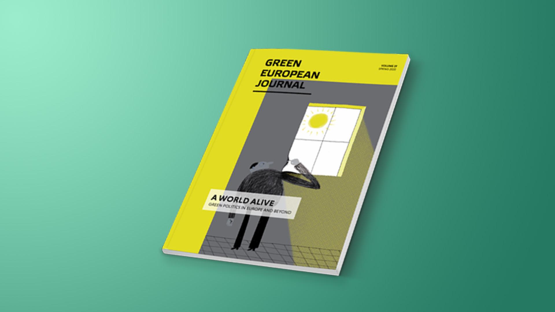 A WORLD ALIVE: Green Politics